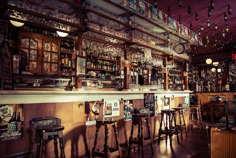 The only bar point of sale with direct connections to your accounting software