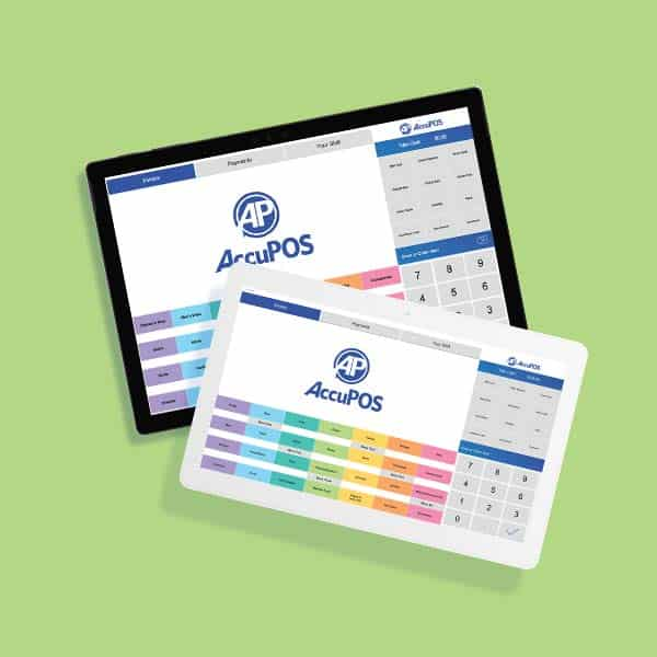 AccuPOS works like a dream with QuickBooks and Sage