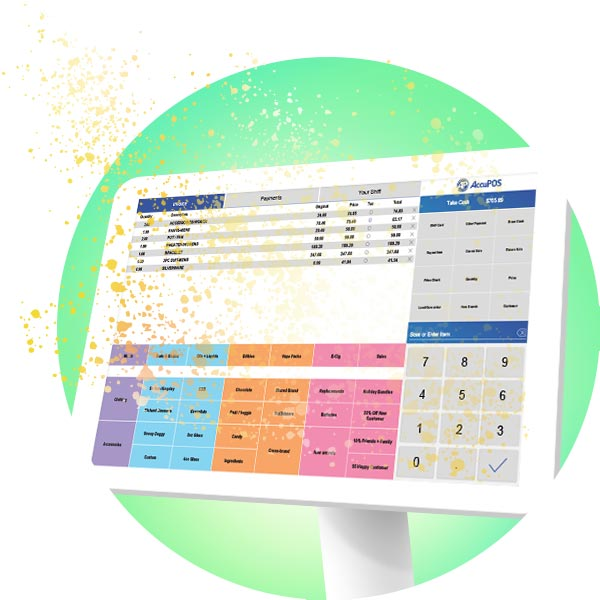 QuickBooks POS System — AccuPOS Point of Sale