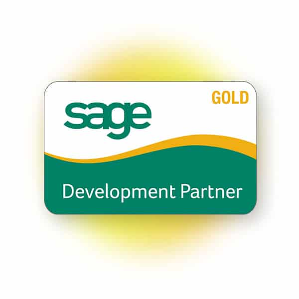AccuPOS earned the Sage Gold Development Partner award