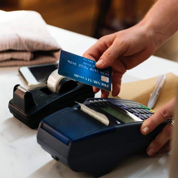 No more fixed credit card rates through your POS-- AccuPOS allows you to choose your own payment processor