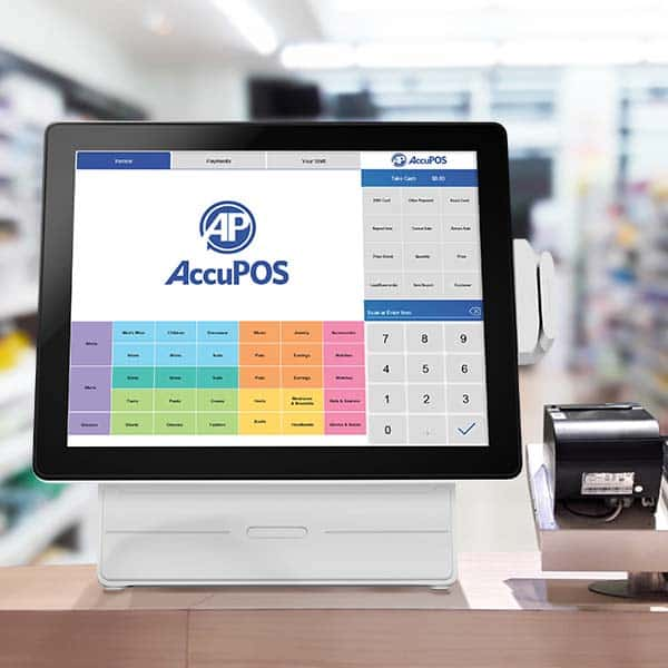AccuPOS Point of Sale: the ideal convenience store POS