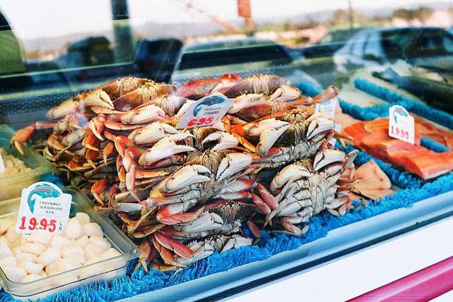 Graffam Bros. Seafood Market Maine - AccuPOS Point of Sale case study