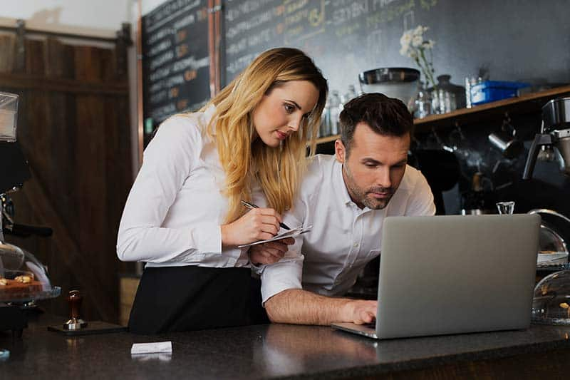 Manager incentives for restaurants and small businesses