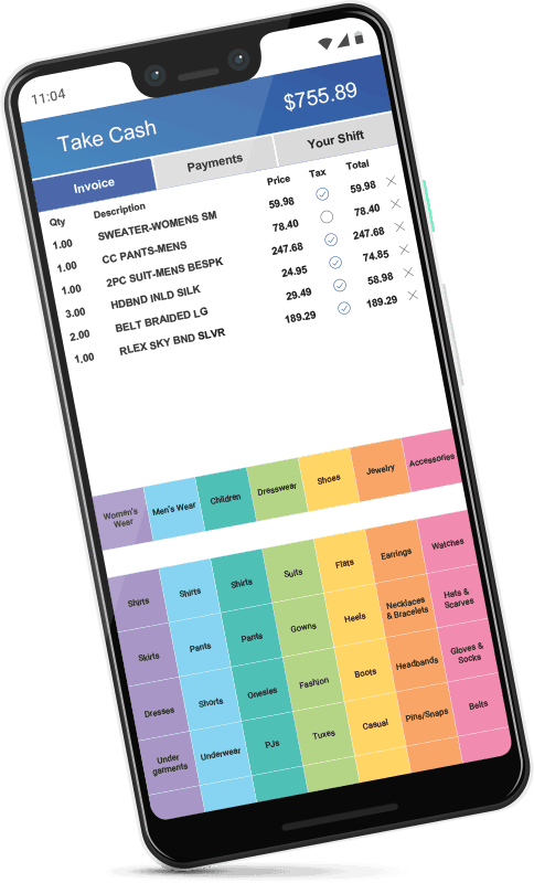 Best Android POS System | AccuPOS™ Point of Sale