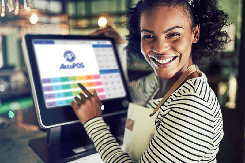 AccuPOS is the best QuickBooks™ POS system