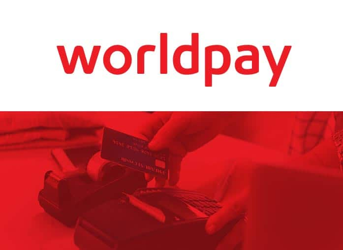 Worldpay integrated payment processing