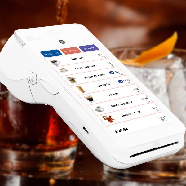 AccuPOS Point of Sale liquor store POS software for mobile device